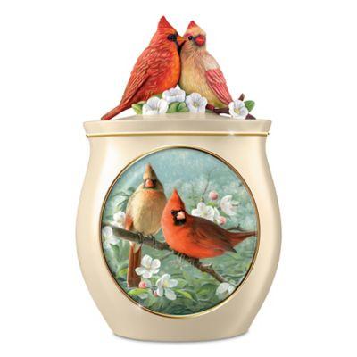 Sweet Tweets Cookie Jar