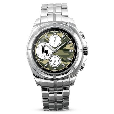 Crossing Paths Men's Watch