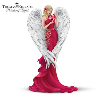 Thomas Kinkade Heart Of Love Figurine