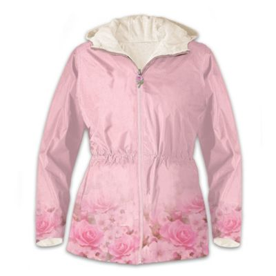 Blush Of Beauty Women's Jacket