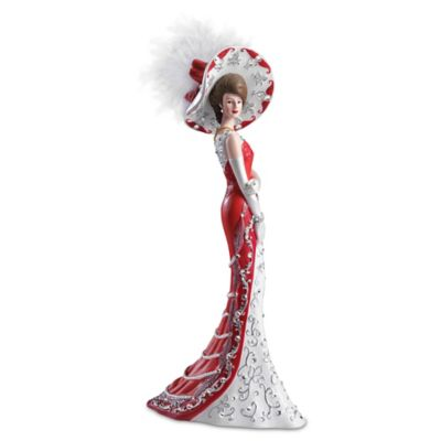 Lady True North Figurine
