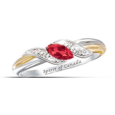 The Spirit Of Canada Ring