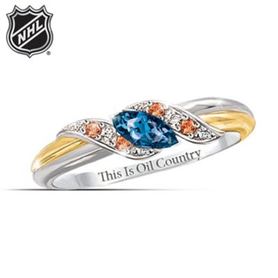 Pride Of Edmonton Ring