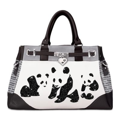 Panda Glamour Handbag