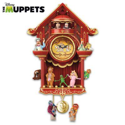 Disney The Muppet Show Cuckoo Clock
