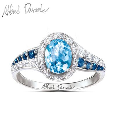 Alfred Durante Rapture Ring