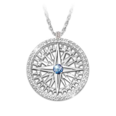 True North Diamonesk Pendant Necklace