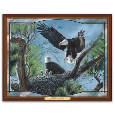Eagle's Nest Wall Decor