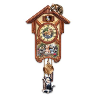 Happy Trials Cuckoo Clock