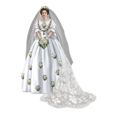 The Royal Wedding Of Queen Victoria Figurine