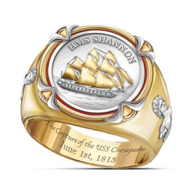 HMS Shannon Ring