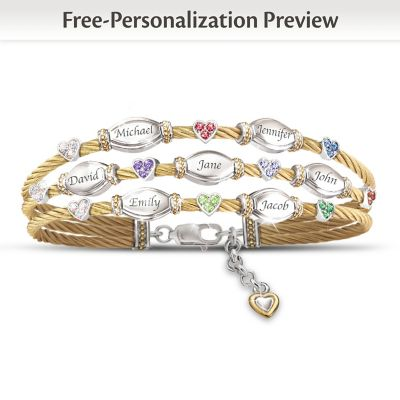 Family Rings With Birthstones Canada