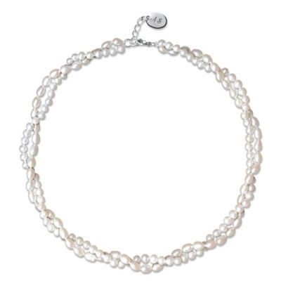 Anne's Pearls Cultured Pearl Necklace