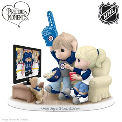 Every Day Is A Goal With You Jets™ Figurine