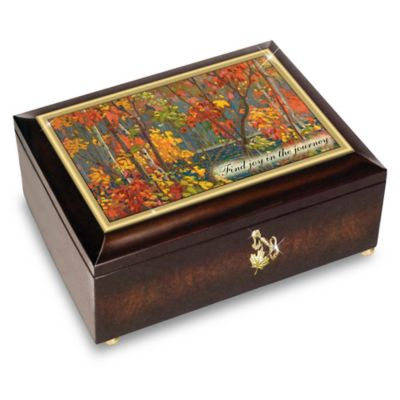 Find Joy In The Journey Music Box