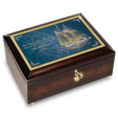 The Bluenose Music Box