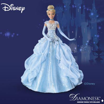 Disney Cinderella Sparkling Beauty Portrait Doll