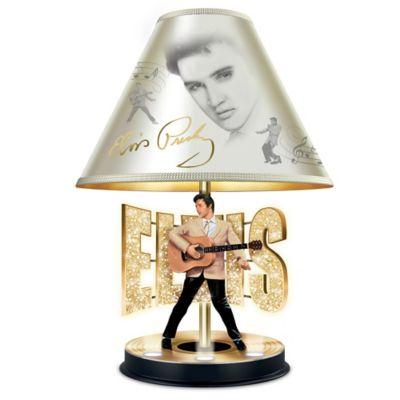 Elvis Presley: Golden Legend Lamp