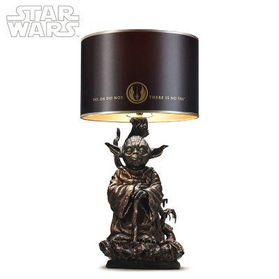 Jedi Master Yoda Desk Lamp