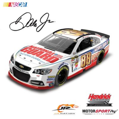 Dale Earnhardt Jr. No. 88 National Guard 2014 Diecast Car