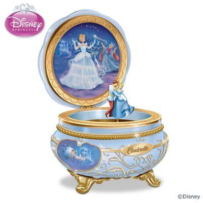 Disney Celebrating Cinderella Music Box