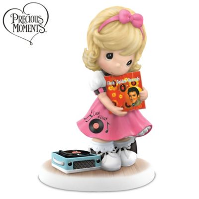 Precious Moments I'll Never Let You Go Figurine
