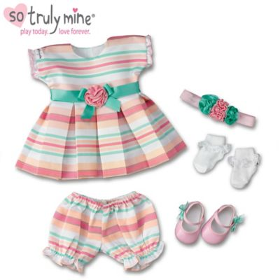 Party Princess Baby Doll Accessory Set