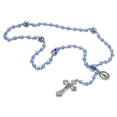Lady Of Lourdes Rosary