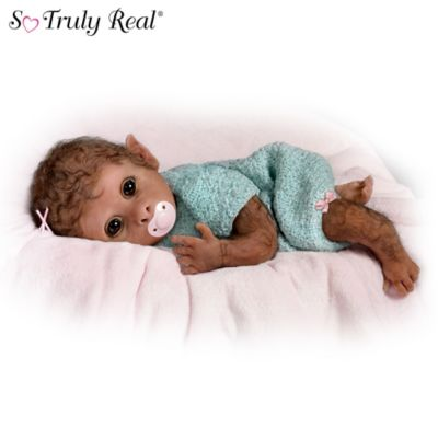 Clementine Needs A Cuddle Monkey Doll