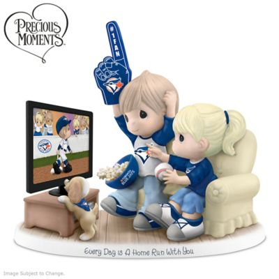 Every Day Is A Home Run With You Toronto Blue Jays Figurine