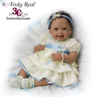 Pretty In Pearls Baby Doll