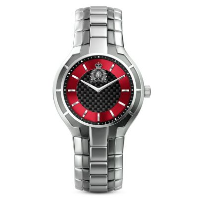 RCMP Carbon Fiber Men's Watch