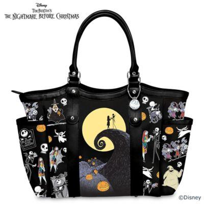 Disney Tim Burton's The Nightmare Before Christmas Tote Bag