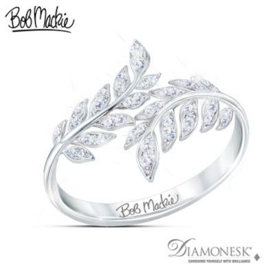 Glittering Goddess Ring