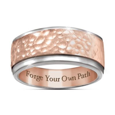 Forge Your Own Path Ring