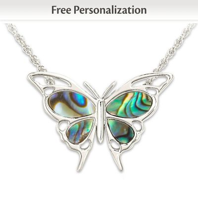 You're One Of A Kind Personalized Pendant Necklace