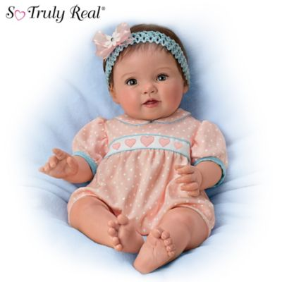Littlest Sweetheart Baby Doll