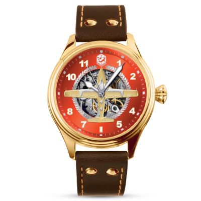 The Snowbirds Men's Mechanical Watch