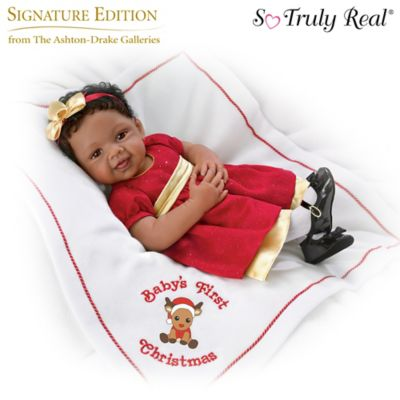 Baby's First Christmas Baby Doll