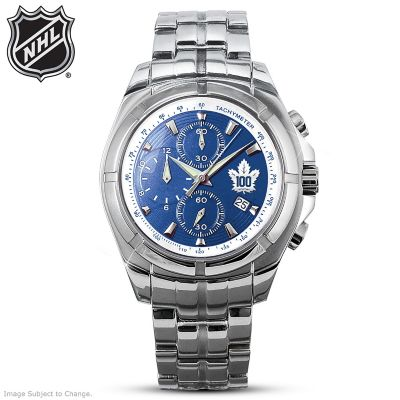 Toronto Maple Leafs® Centennial Men's Watch