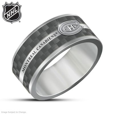 Montreal Canadiens® Spinning Ring