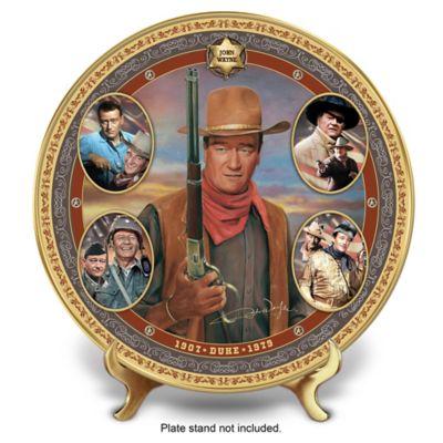The John Wayne Celebration Collector Plate