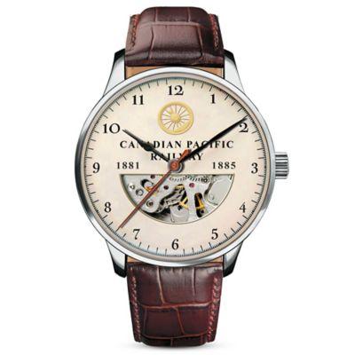 Canadian Pacific Railway Men's Watch
