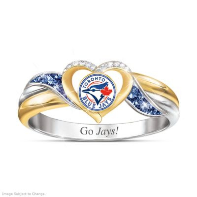 Toronto Blue Jays Pride Ring