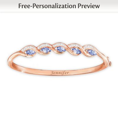 Beauty Of You Personalized Bracelet