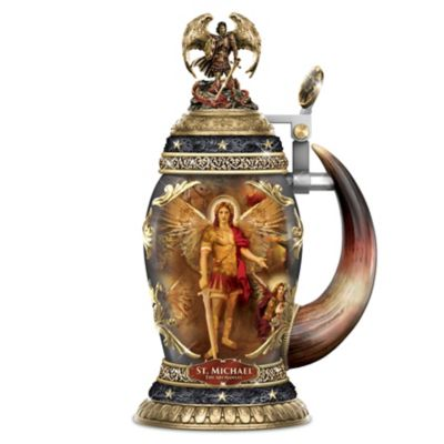 St. Michael The Archangel Stein