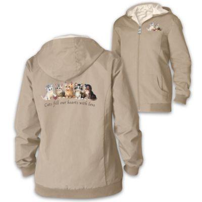 Kitten Love Women's Jacket