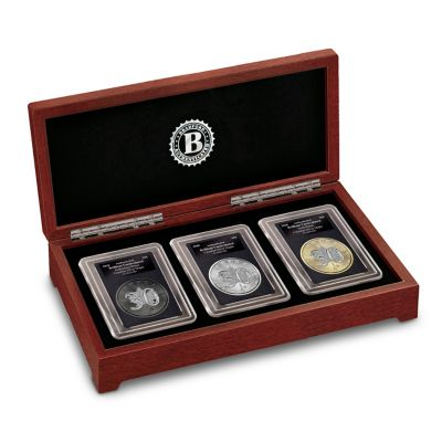 30th Anniversary Canadian Silver Maple Leaf Coin Set