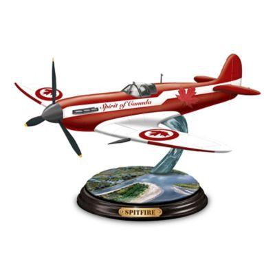 Spirit Of Canada Spitfire Sculpture