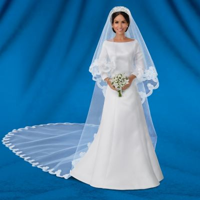Meghan, Royal Romance Bride Doll